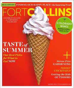 FortCollins Magazine Summer 2014 Cover